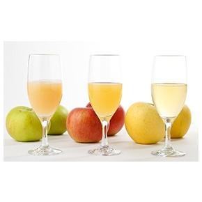 小布施りんごジュース飲み比べ (コクと酸味の違いが味わえる3本)
